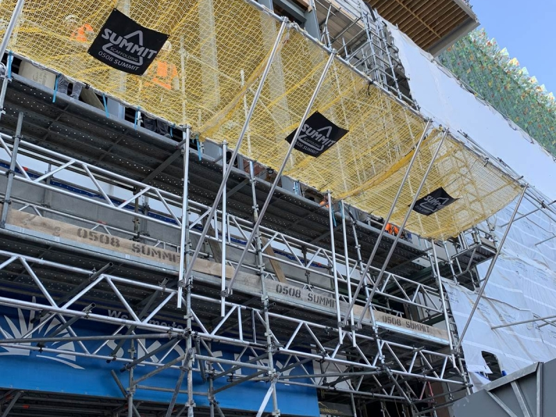 Commercial and Civil and Industrial Scaffolding Waikato, Summit Scaffolding Waikato